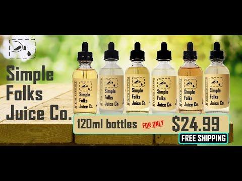 Simple Folks Juice Co.