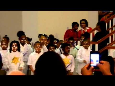 Amari's Christmas Program @ Clay Academy 12/15/11