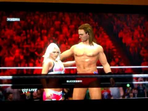 WWE '12 Story Designer: 5 Ways to Get Kelly