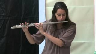 Because He Lives...Instrumental  (Flute, Organ, Violin)