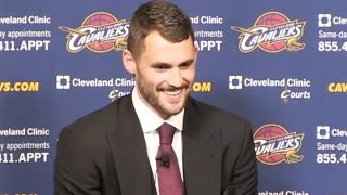 Kevin Love on LeBron: Undeniable Leader, Unselfish, Inspiring