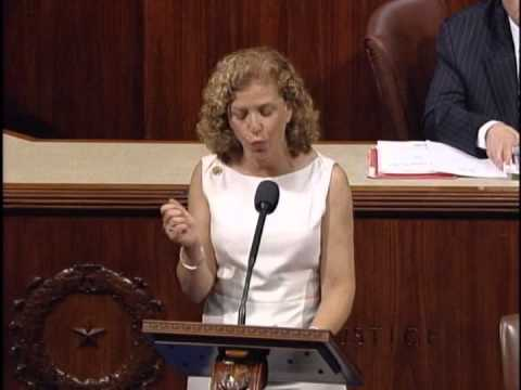 Wasserman Schultz floor statement on Boehner lawsuit against President Obama