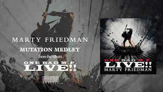 MARTY FRIEDMAN -  MUTATION (medley)