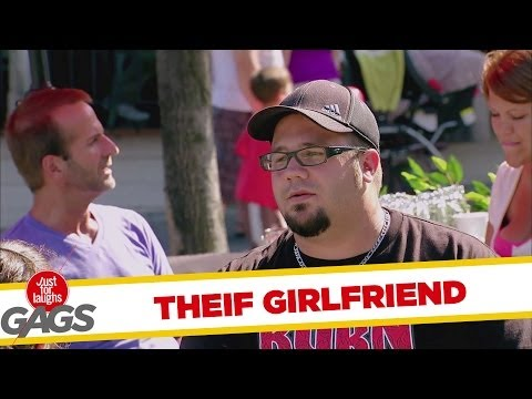 My Date is a Thief Prank