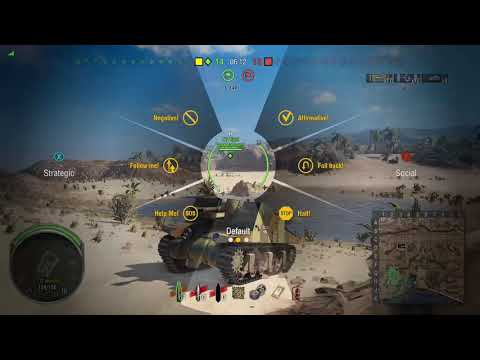 World of Tanks Xbox one Sexton I 9 Kills  (M)