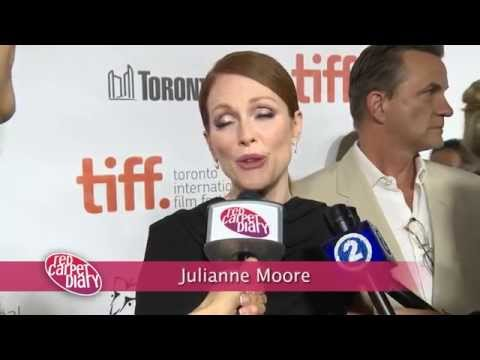 Julianne Moore stars in MAPS TO THE STARS by Canadian David Cronenberg at TIFF 2014