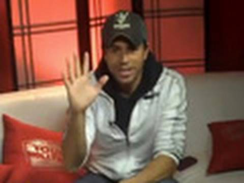 Enrique Iglesias, Chris Johnson, Peter Frampton, Julian Frampton: Yh Studio Secrets video