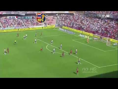 ไฮไลท์เต็มข้อ กรานนาด้า 0-3 บาร์เซโลน่า 14/05/2016