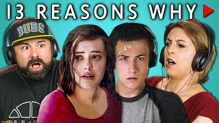 Download Lagu PARENTS REACT TO 13 REASONS WHY Gratis STAFABAND