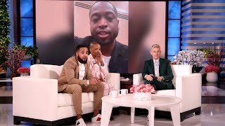 Ellen Meets Uplifting Husband and His Inspiring Wife Battling Cancer