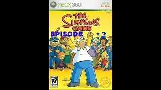 THE SIMPSONS VIDEO GAME: EPISODE 2