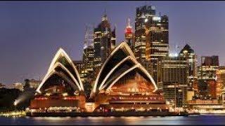 Sydney  city tour , Australia  in ultra 4K