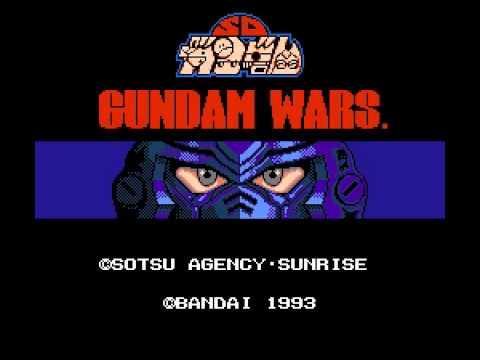 Datach - SD Gundam - Gundam Wars (J)