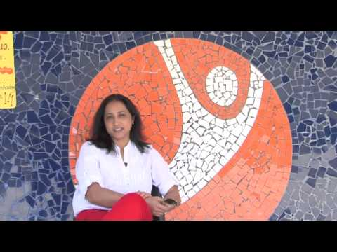 Ashwini Nachappa on sports at Inventure Academy