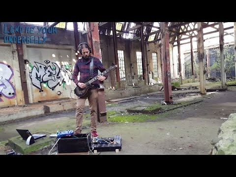 Lend me your underbelly - Guitar Improvisation in an Old Factory (ambient, urbex, field recording)