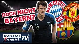 Nach Bayern-Dementi: Zu welchem Klub passt Pavard? | TRANSFERMARKT