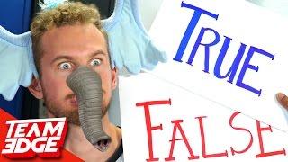 INSANE ELEPHANT FACTS CHALLENGE!!