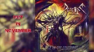 DECEASE - The Covenant (Lyric Video)