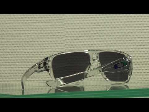 Oakley - Dispatch Polished Clear/Chrome Iridium