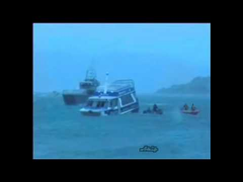 Bangladesh ferry capsized