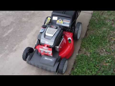 Snapper SP80 21 inch Self Propelled mower