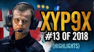 Xyp9x - The Clutch Minister - HLTV.org's #13 Of 2018 (CS:GO)