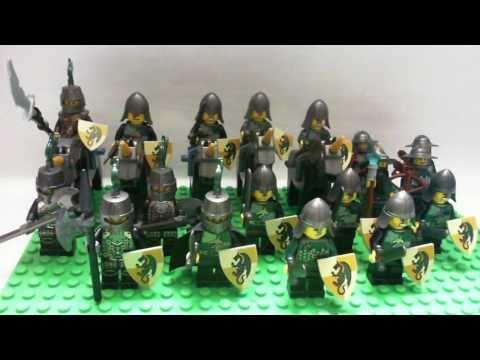 Lego Castle Dragon Knights my Lego Castle Kingdoms Dragon