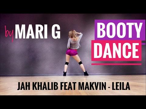 Медленный и Пластичный Тверк - Jah Khalib feat Makvin - Leyla (Лейла)