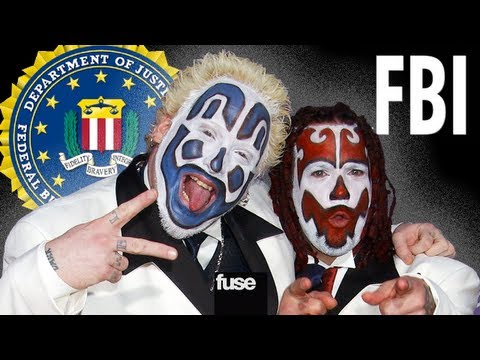 Insane Clown Posse Sues The FBI
