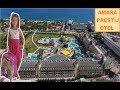AMARA PRESTİJ HOTELDEYİZ ANTALYA GÖYNÜKTEYİZ ELİFE 850.000 KUTLAMA SÜRPRİZİ