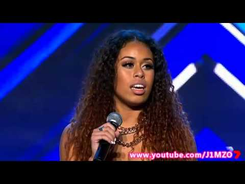 Diamonds - The X Factor Australia 2014 - AUDITION