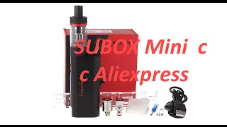 SUBOX Mini с Aliexpress
