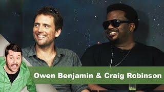 Owen Benjamin & Craig Robinson   Getting Doug with High