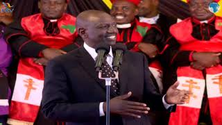 DP Ruto remembers De Mathew diligently campaigning for Jubilee