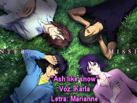 Ash like snow (Cover latino) ver. Karla