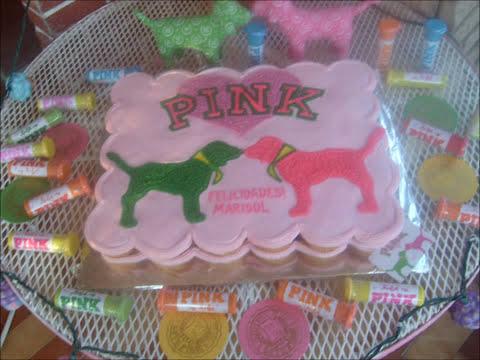 ♥ Cupcakes ♥  Mis Pasteles de Cumpleaños ♥