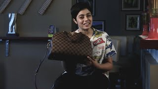 What's in my bag I With Shamna Kasim | Mazhavil Manorama