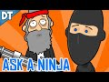Doogtoons Asks A Ninja - Episode 2 Video