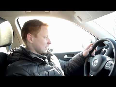 Тест Драйв VW Tiguan