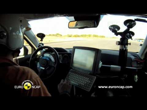 Euro NCAP | Mazda CX-5 | 2012 | Электронный контроль устойчивости