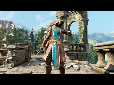 For Honor Official Weekly Update for March 17 Trailer