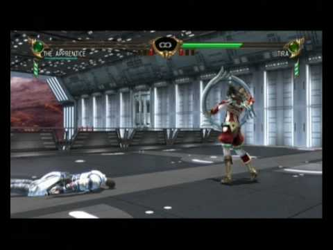 Soul Calibur 4 - The Apprentice vs Tira