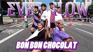 [KPOP IN PUBLIC CHALLENGE] - EVERGLOW (에버글로우) - 봉봉쇼콜라 (Bon Bon Chocolat) - DANCE COVER by B2| BEATU