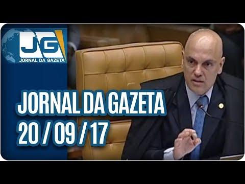 Jornal da Gazeta - 20/09/2017