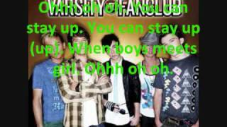 Watch Varsity Fanclub Boy Meets Girl video