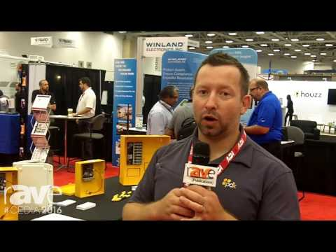 CEDIA 2016: Pro Data Key Exhibits Wirelss Access Control and Cloud-Based Line