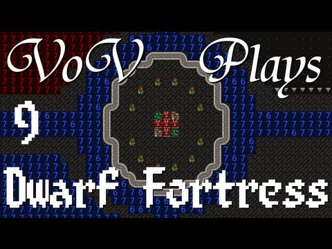 VoV Plays Dwarf Fortress - Part 9: Military Planning