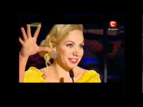 Украина мае талант 4 Рома Мельник шаман.mov