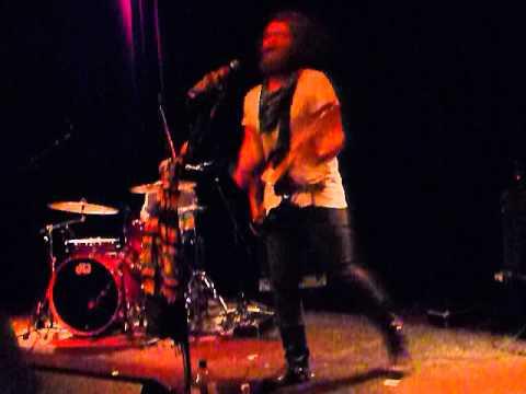 Steve Smyth - A Hopeless Feminist - live @ m4music festival, Zurich, 23-03-2012