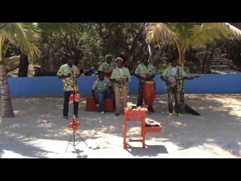 Twoubadou, Troubadour @ Labadee, Haiti World Famous Beach..